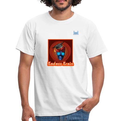 Graduation Day - Badass Brain - Men's T-Shirt