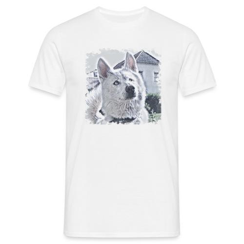 Pass auf - Männer T-Shirt