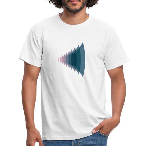 Positive vibrations - Mannen T-shirt