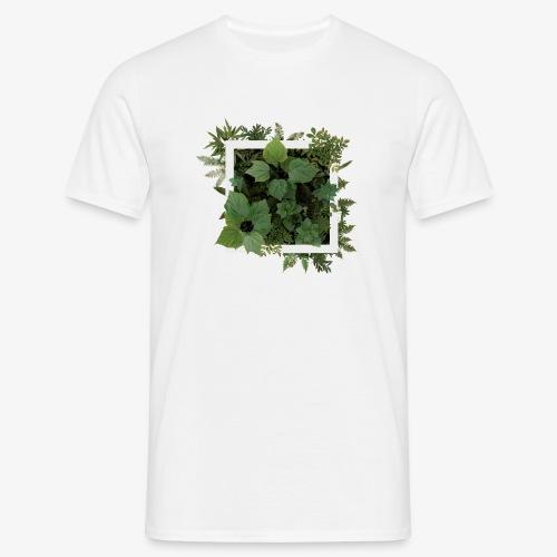 GeometricNature - Männer T-Shirt