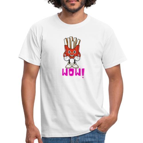 SuPfooD - Herre-T-shirt