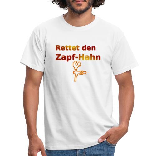 Rettet Zapfahn RG - Männer T-Shirt