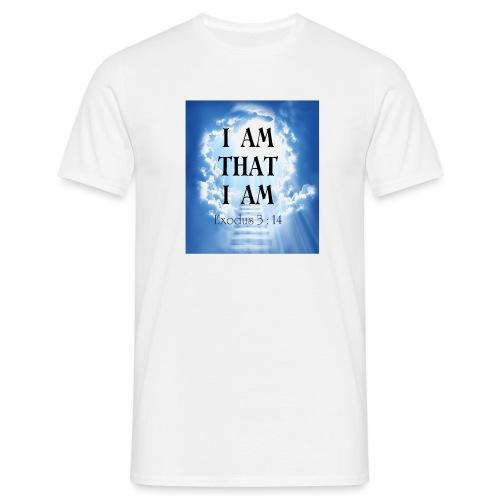 I AM THAT I AM - Men's T-Shirt