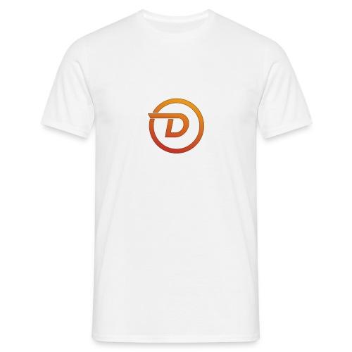 Demo Esport Logo - T-skjorte for menn