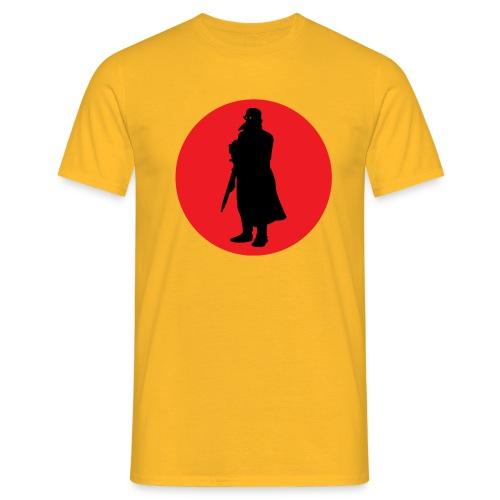Soldier terminator military history army ww2 ww1 - Men's T-Shirt
