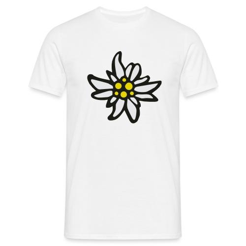 Edelweiss - Männer T-Shirt