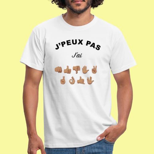 J'PEUX PAS - T-shirt Homme