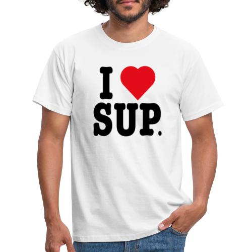 ilovesup. - T-shirt Homme