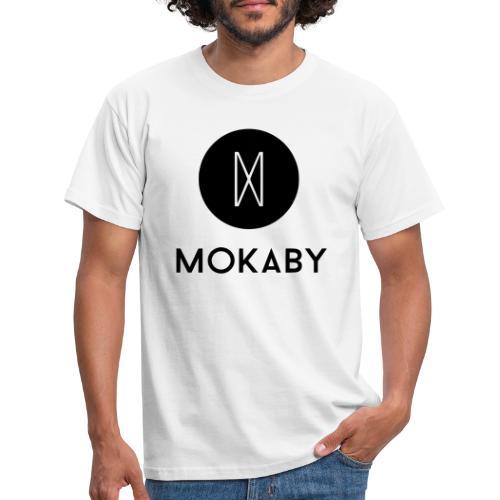MokabyLOGO 34 - Männer T-Shirt