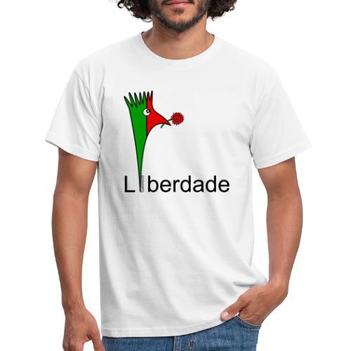 Galoloco - Liberdaded - 25 Abril - Men's T-Shirt