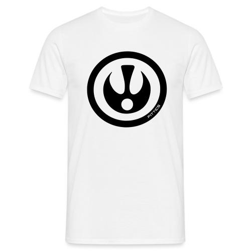 FITTICS SHIELD White - Men's T-Shirt