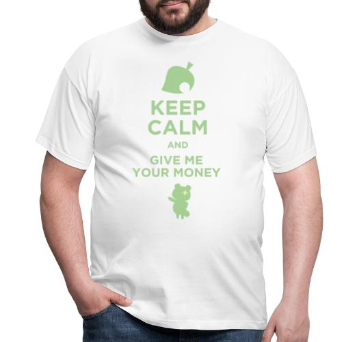Animal Crossing - Camiseta hombre