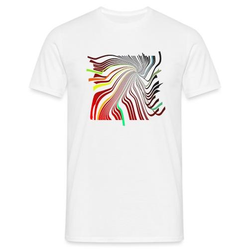 Spirale 01 - Männer T-Shirt