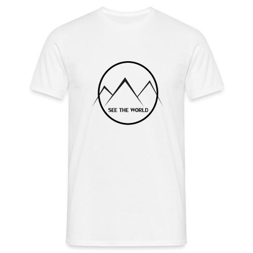 Lake The World - Men's T-Shirt