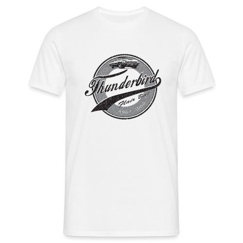 Thunderbird Flair Bird 1964 - 1966 Retro - Männer T-Shirt