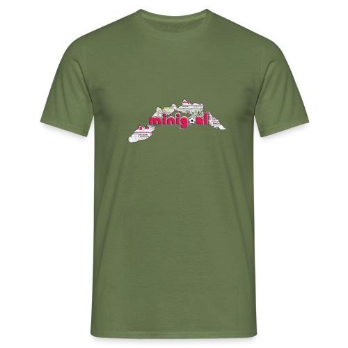 Maglietta ragazzi (Liguria) - Maglietta da uomo