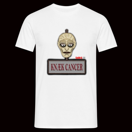 Knæk Cancer Kollektion ! - Herre-T-shirt