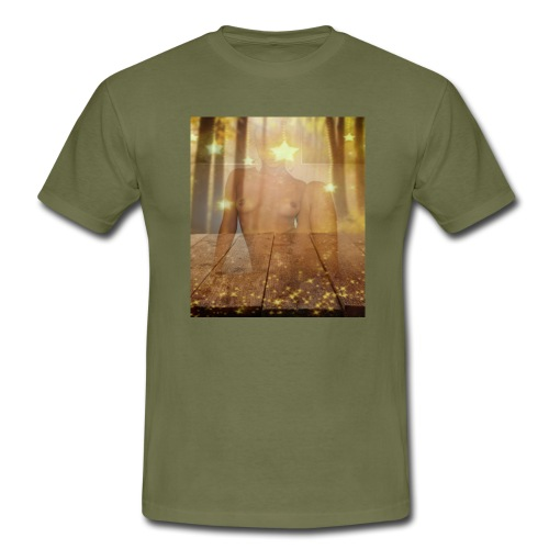Forestsensation - Männer T-Shirt