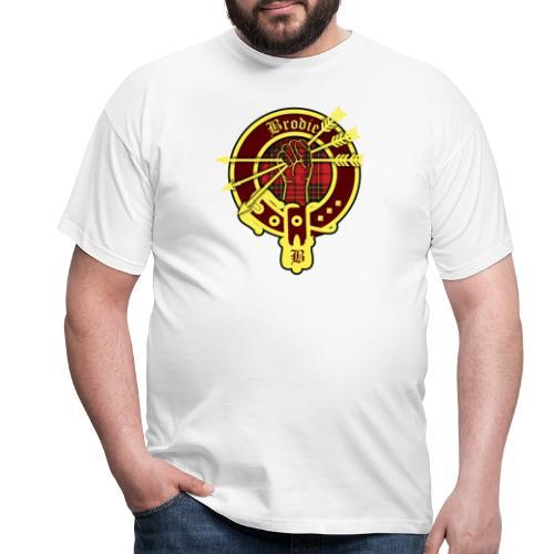 brodie logo - Männer T-Shirt