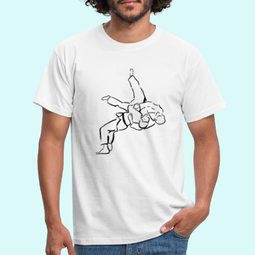 judo - T-shirt Homme