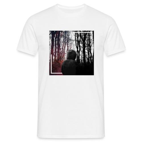 Cosmic Pondering - Men's T-Shirt