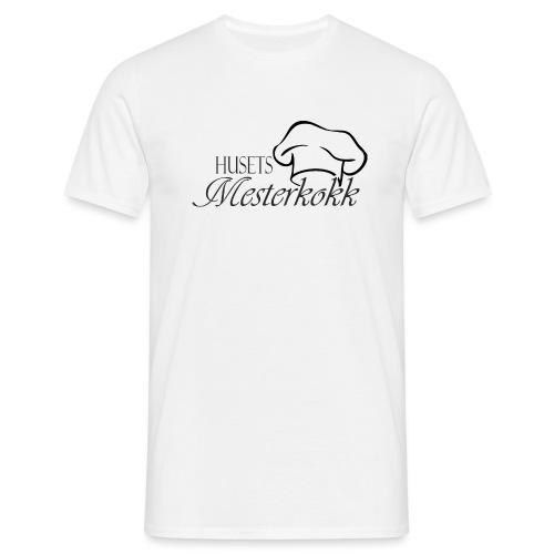 Mesterkokk - T-skjorte for menn