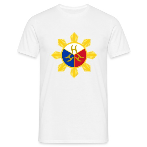 National Artist of the Philippines svg png - Camiseta hombre