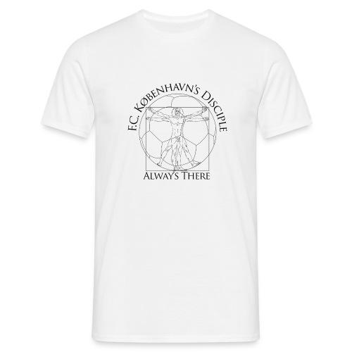 2010 fckd vitruvian - Herre-T-shirt