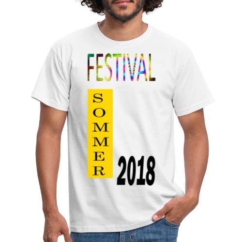 Festival Saison 2018 #1 - Männer T-Shirt