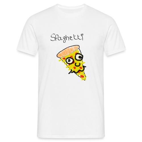 spaghetti - Mannen T-shirt