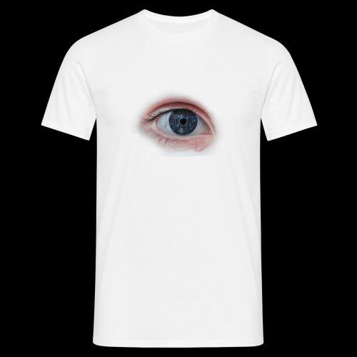 Eye crying - T-shirt Homme