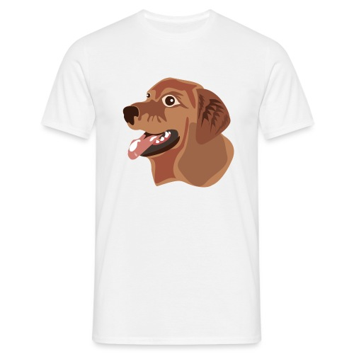 Dog by liod - T-shirt Homme