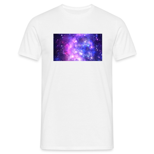 galaxy world - Men's T-Shirt