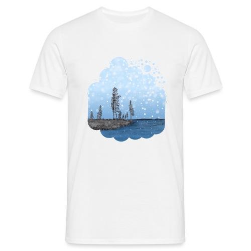 Première neige - T-shirt Homme