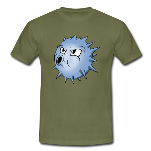 BLOWFISH! - Herre-T-shirt