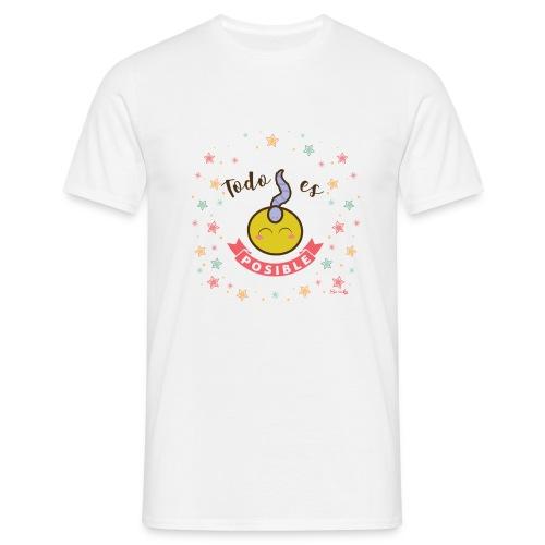 Todo es posible - Camiseta hombre