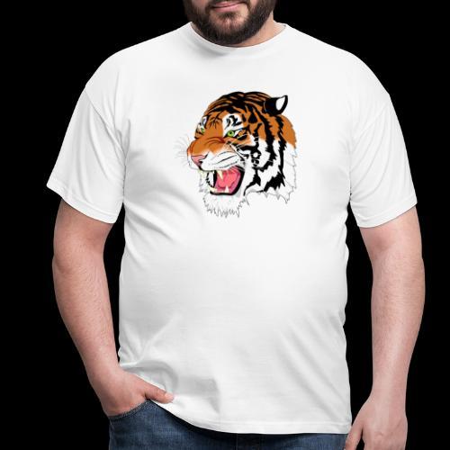 Sumatra Tiger - Männer T-Shirt
