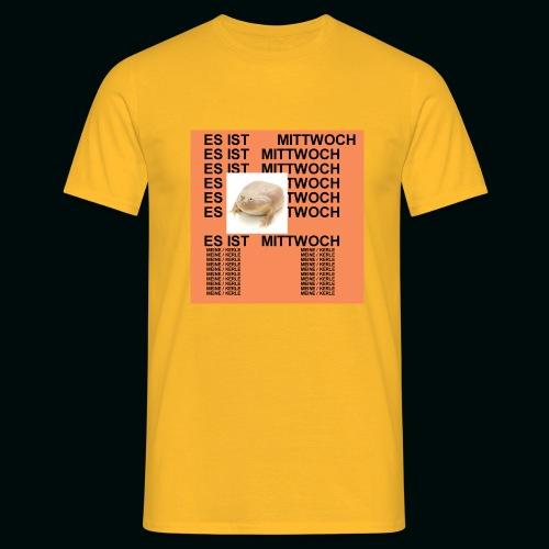 Leben des Mittwochs - Männer T-Shirt