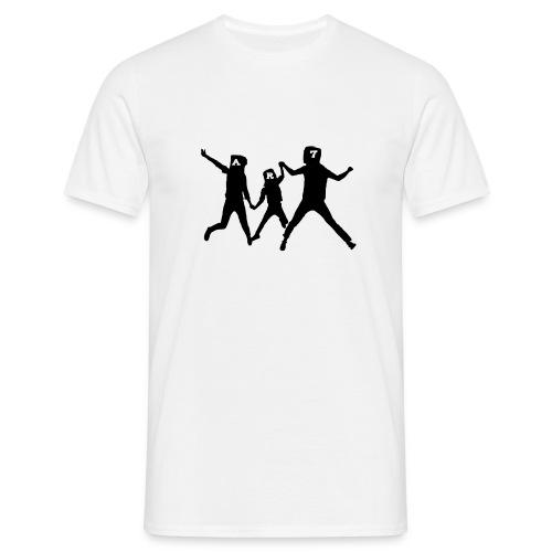 familia ar7 - Camiseta hombre