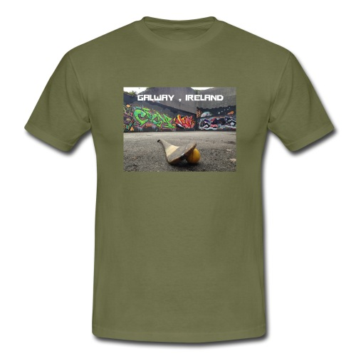 GALWAY IRELAND BARNA - Men's T-Shirt