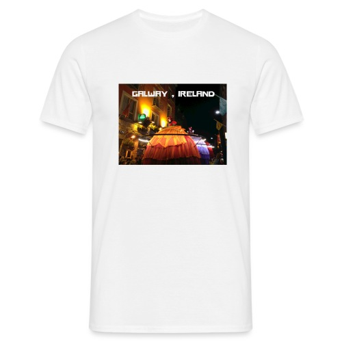 GALWAY IRELAND MACNAS - Men's T-Shirt