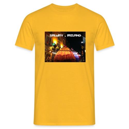 GALWAY IRELAND MACNAS - Men's T-Shirt