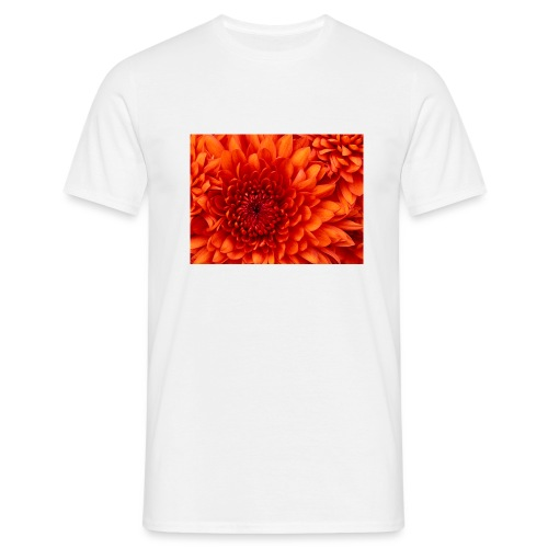 Chrysanthemum - Mannen T-shirt