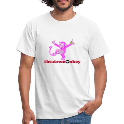 Sammy is In The Pink! - Men's T-Shirt