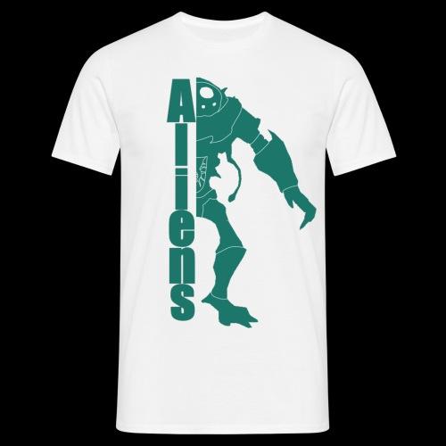 tf2a Aliens png - Men's T-Shirt