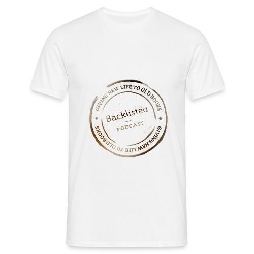 Backlisted T-shirt - Men's T-Shirt