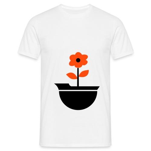 antimilitar - Camiseta hombre