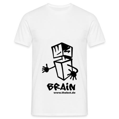 brain_logo_tshirt - Männer T-Shirt