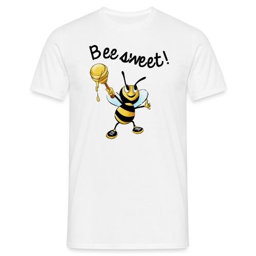 Bees7-2 Bienen sind süß | save the bees - Men's T-Shirt