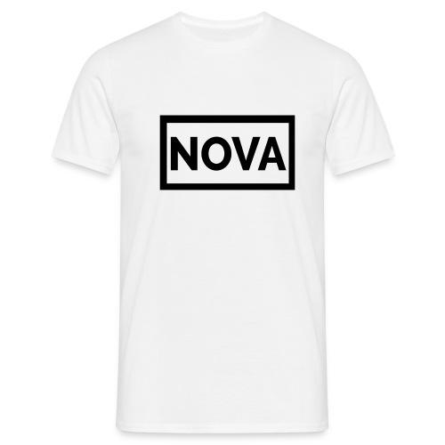 Red Nova Snapback - Men's T-Shirt
